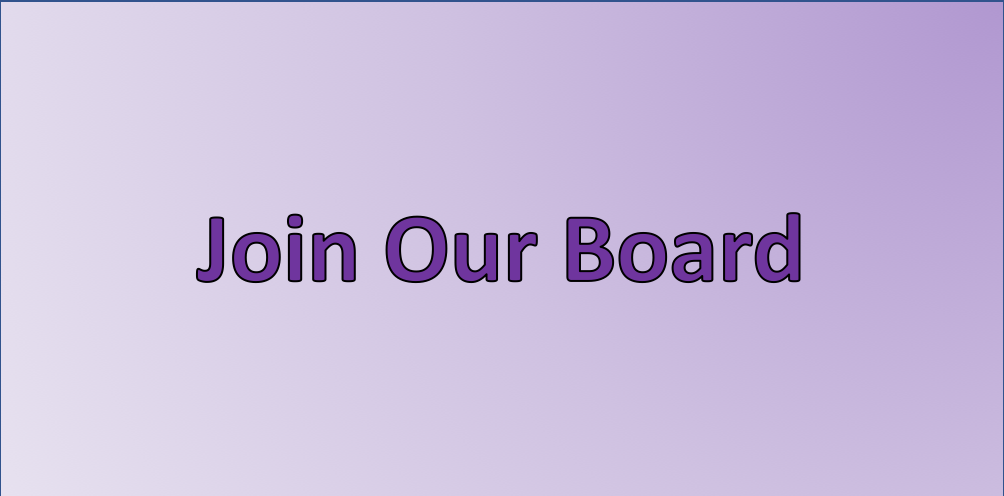Bridges is looking for board members
