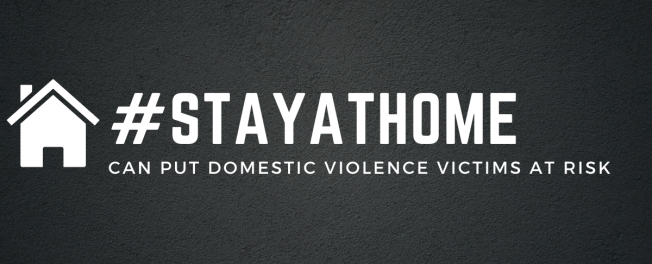 Staying at Home Puts Victims at Risk