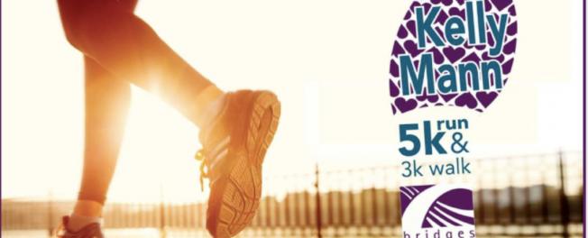 16th Annual Kelly Mann Memorial 5K Run & 3K Walk